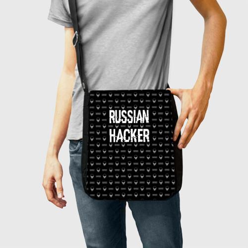 Сумка через плечо Russian Hacker Фото 01
