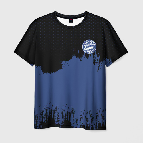 Мужская футболка 3D  Фото 03, Bayern Munchen Original