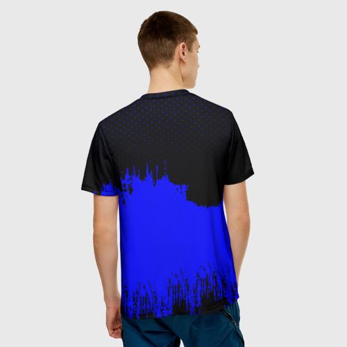 Мужская футболка 3D  Фото 02, Leicester City Original