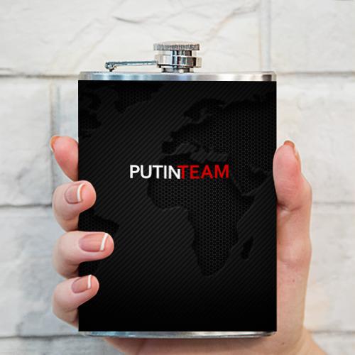 Фляга  Фото 03, Putin team