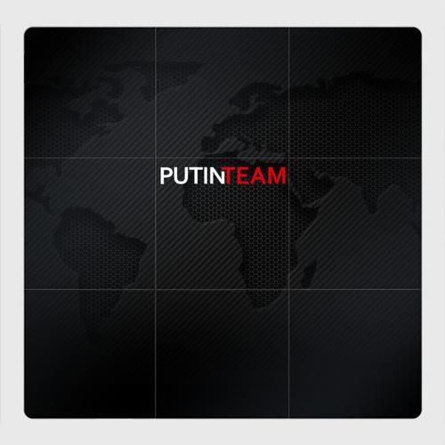 Магнитный плакат 3Х3 Putin team