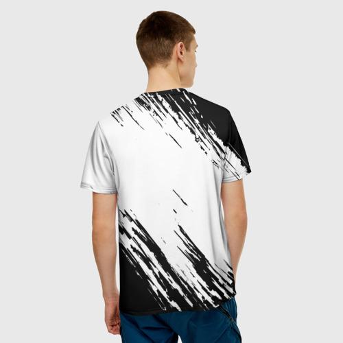 Мужская футболка 3D  Фото 02, Juventus 2018 Original