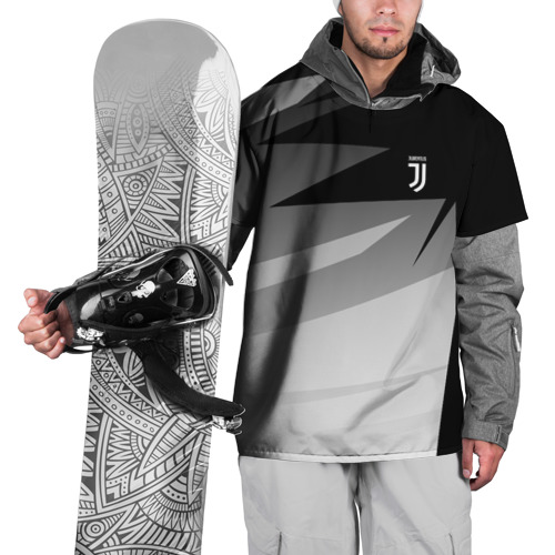 Накидка на куртку 3D Juventus 2018 Original     Фото 01