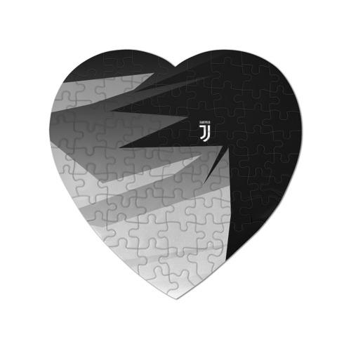 Пазл магнитный сердце 75 элементов Juventus 2018 Original     Фото 01