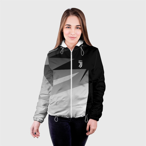 Женская куртка 3D Juventus 2018 Original     Фото 01