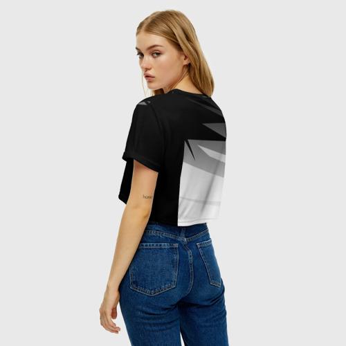 Женская футболка Cropp-top Juventus 2018 Original     Фото 01