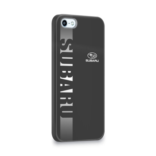 Чехол для Apple iPhone 5/5S 3D  Фото 02, SUBARU SPORT