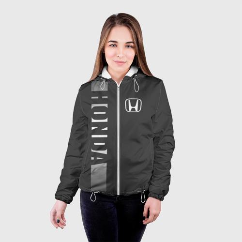 Женская куртка 3D  Фото 03, HONDA SPORT