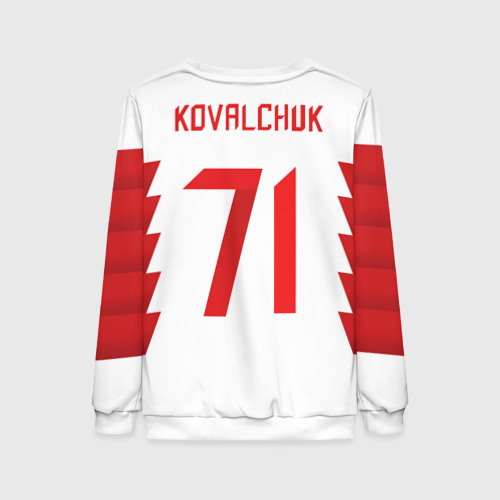 Женский свитшот 3D Kovalchuk Olympic 2018 #2 Фото 01