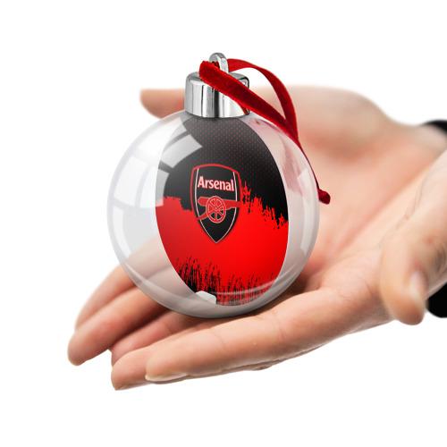 Ёлочный шар FC Arsenal Original uniform Фото 01