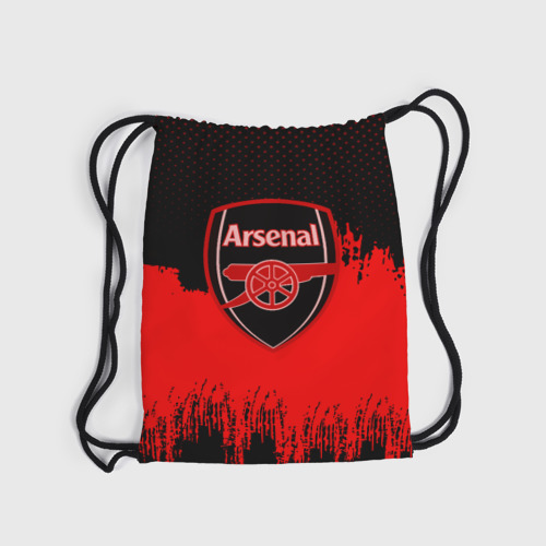 Рюкзак-мешок 3D FC Arsenal Original uniform Фото 01
