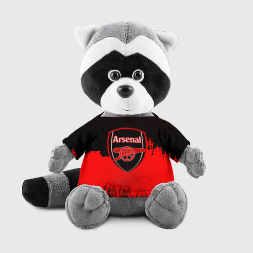 Енотик в футболке 3D FC Arsenal Original uniform Фото 01