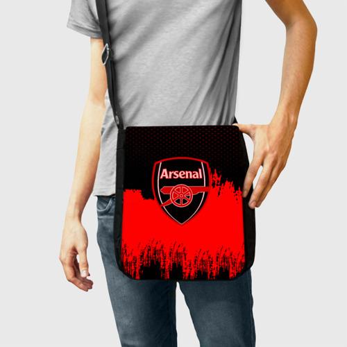 Сумка через плечо FC Arsenal Original uniform Фото 01