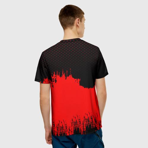 Мужская футболка 3D FC Arsenal Original uniform Фото 01