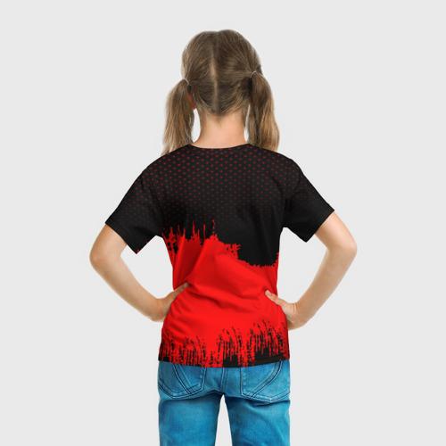 Детская футболка 3D FC Arsenal Original uniform Фото 01