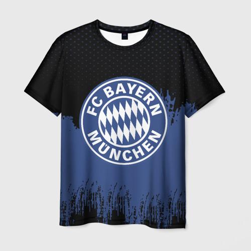 Мужская футболка 3D  Фото 03, FC Bayern Munchen uniform