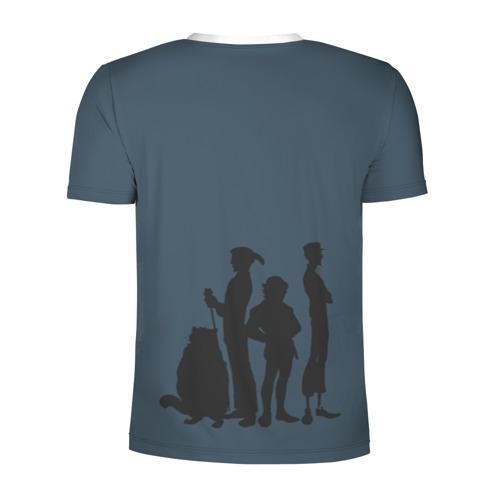 Мужская футболка 3D спортивная  Фото 02, Осторожно!