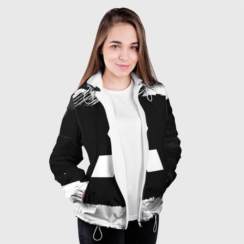 Женская куртка 3D  Фото 04, Mitsubishi Black collection
