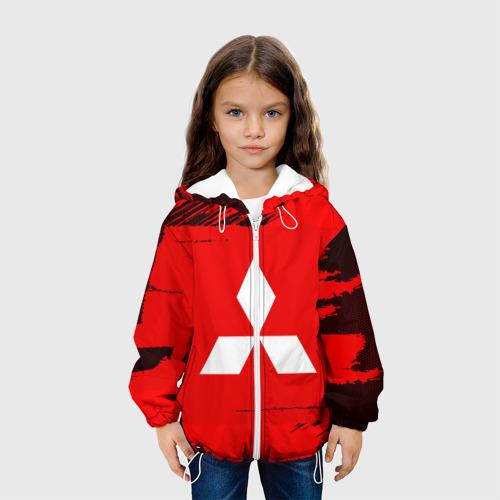 Детская куртка 3D  Фото 04, Mitsubishi SPORT