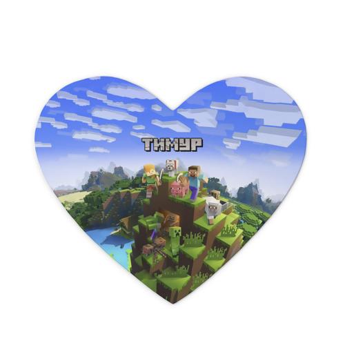 Тимур - Minecraft