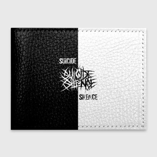 Обложка для студенческого билета  Фото 01, Suicide Silence