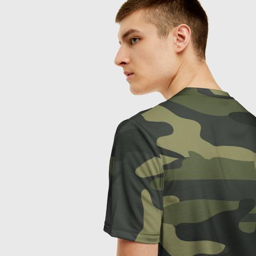Мужская футболка 3D Самый лучший дед Фото 01