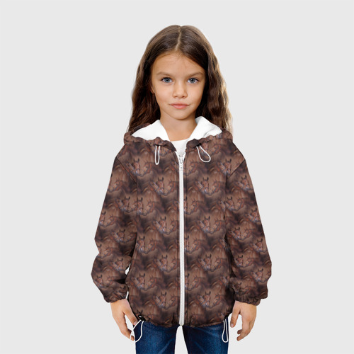Детская куртка 3D  Фото 04, Лошади
