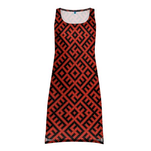 Платье-майка 3D  Фото 01, Обереги Славян