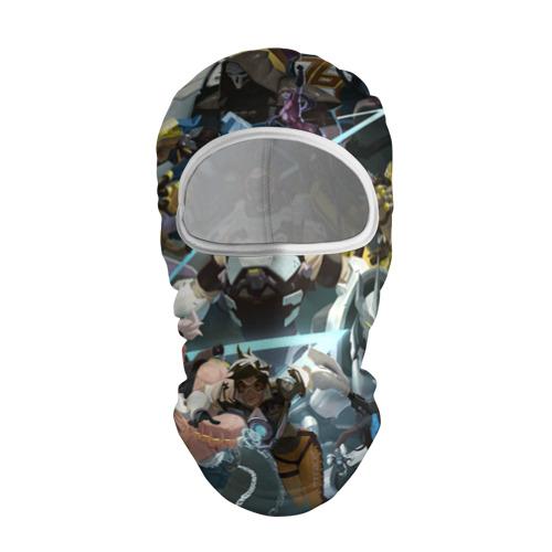 Балаклава 3D Overwatch