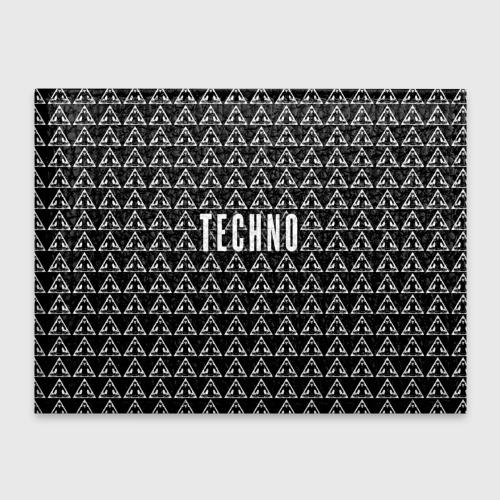 Обложка для студенческого билета  Фото 01, Techno