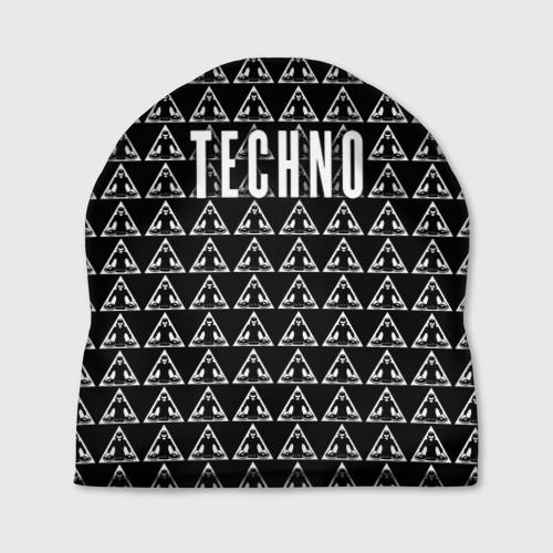 Шапка 3D  Фото 01, Techno