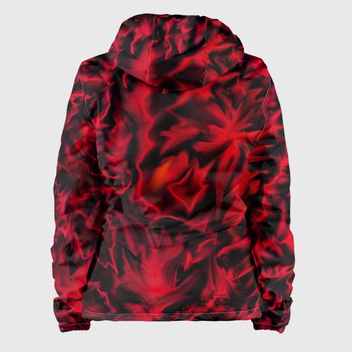 Женская куртка 3D  Фото 02, Flame Style (красный)