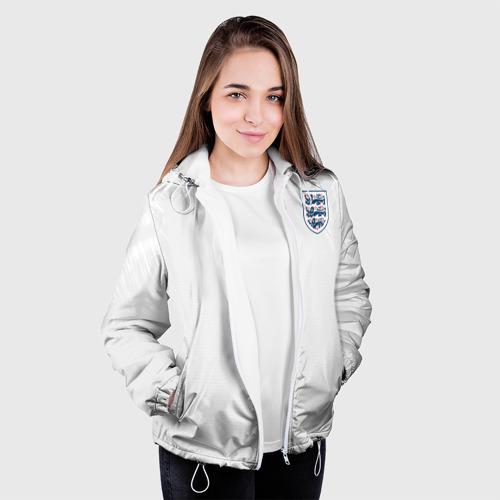 Женская куртка 3D  Фото 04, England home WC 2018