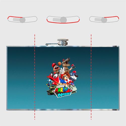 Фляга  Фото 05, Super Mario Odyssey
