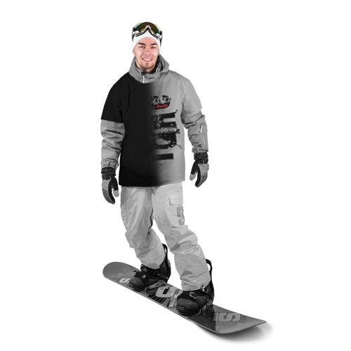 Накидка на куртку 3D  Фото 03, AUDI SPORT