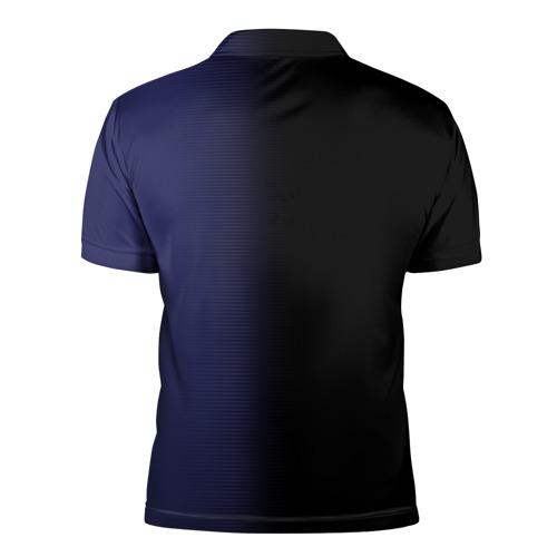 Мужская рубашка поло 3D  Фото 02, SUBARU SPORT