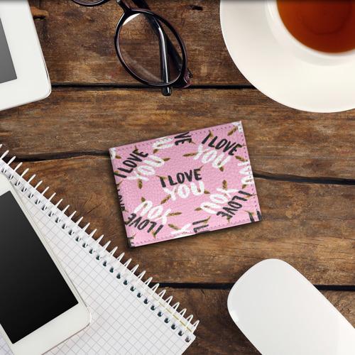 Обложка для студенческого билета  Фото 03, I love you