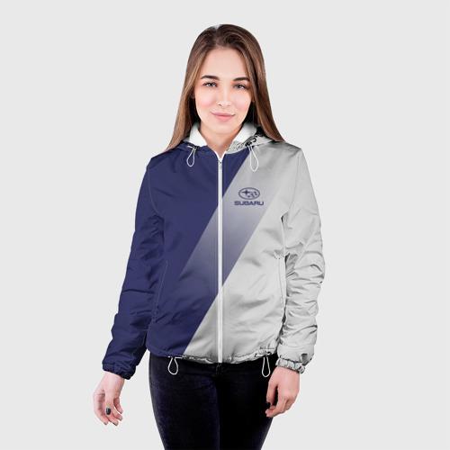 Женская куртка 3D  Фото 03, SUBARU ELITE