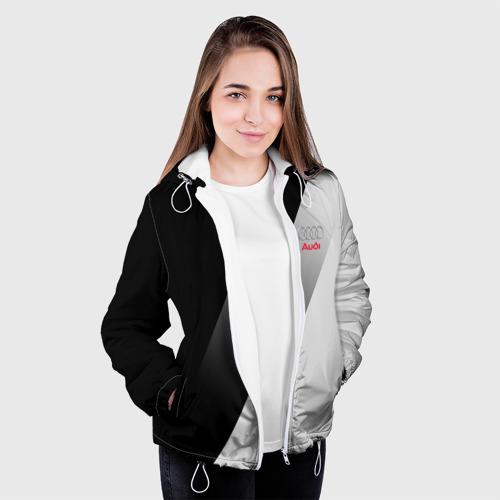 Женская куртка 3D  Фото 04, AUDI ELITE