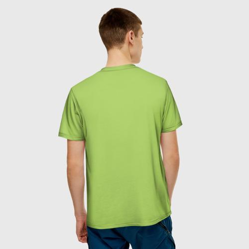 Мужская футболка 3D 'Не волнуйтесь!'