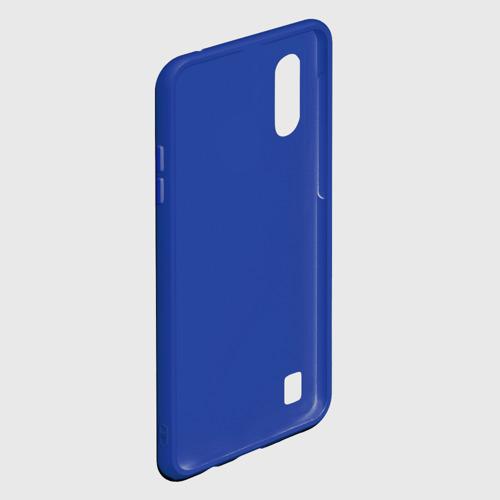 Чехол для Samsung A01 Именной камуфляж. Сергей Фото 01
