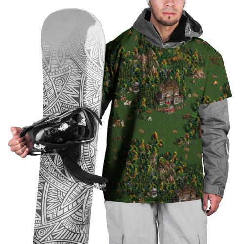 Накидка на куртку 3D  Фото 01, Герои