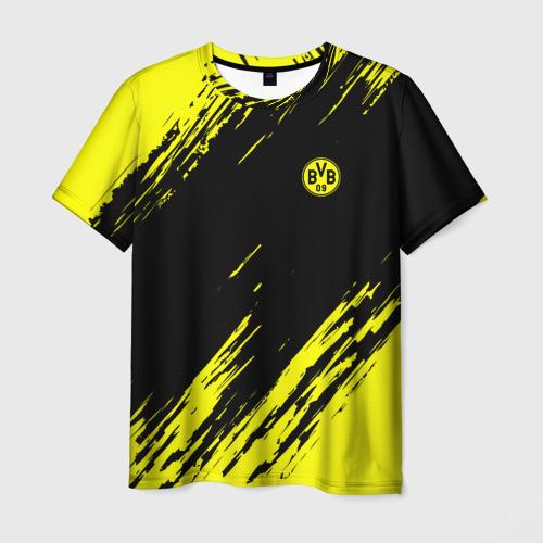 Мужская футболка 3D FC Borussia 2018 Original     Фото 01
