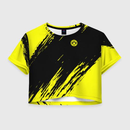 Женская футболка Cropp-top FC Borussia 2018 Original