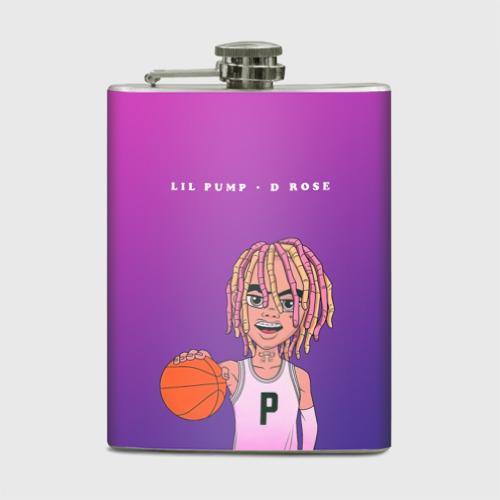 Фляга Lil Pump D Rose