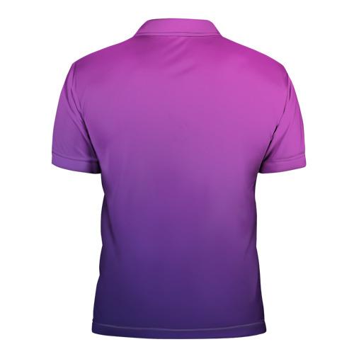 Мужская рубашка поло 3D  Фото 02, Lil Pump D Rose