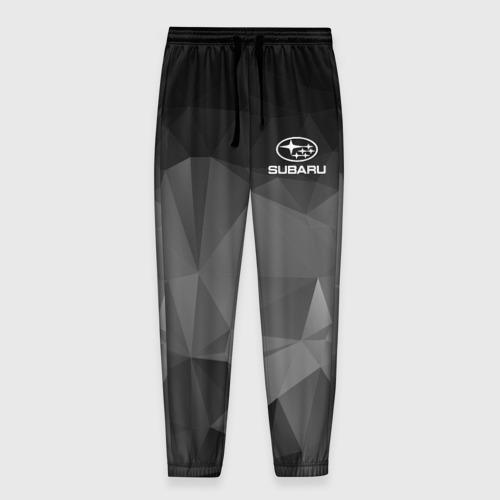 Мужские брюки 3D SUBARU SPORT Фото 01