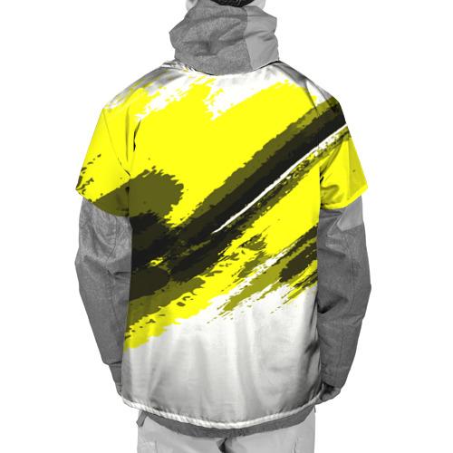 Накидка на куртку 3D  Фото 02, FC Borussia Original 2018