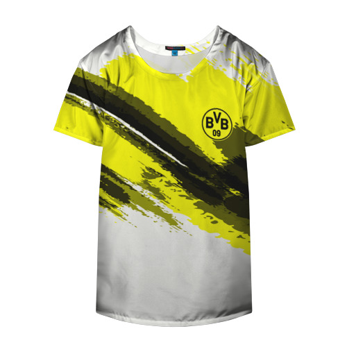 Накидка на куртку 3D  Фото 04, FC Borussia Original 2018