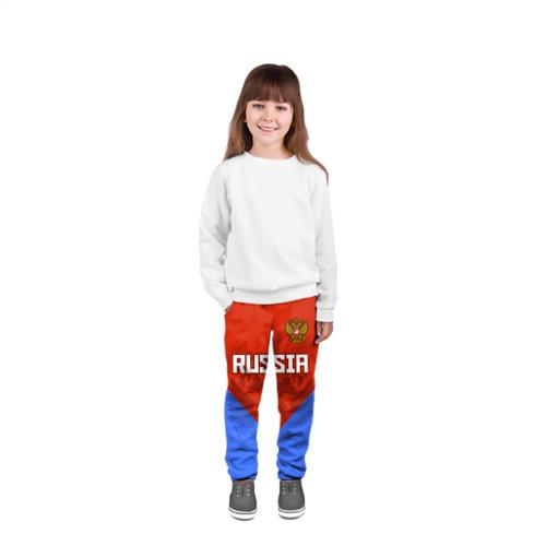 Детские брюки 3D  Фото 04, Russia